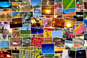 photo montage slideshow